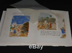 Albert Camus Woman Adultery Clairin Lithograph Signed First Edition No.