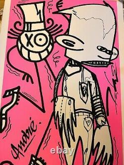 Andre Saraiva X Futura Chez Nous Pink (rose)