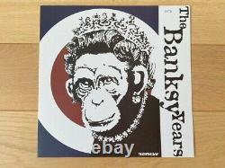 Banksy The Banksy Years Very Rare And Sought After