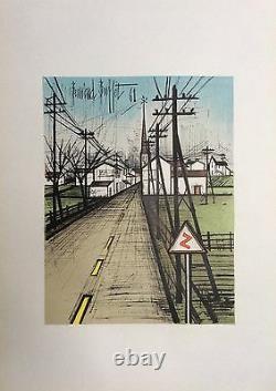 Buffet Bernard Lithograph Poster Murlot Painters Witnesses Of Their Times