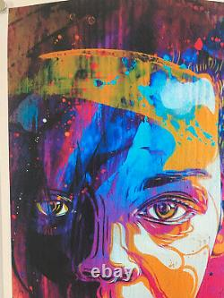 C215 (christian Guémy) Lithography The Golden Age Signed And Numbered