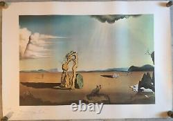 Cape De Creus / Bestiaire /e. A / 70s/ Original Lithography/ By Dali