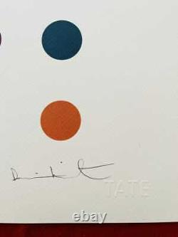 Damien Hirst Untitled. Beautiful Original Lithograph