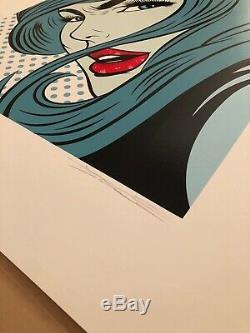 Dface Turn Coat 75 2018 Ed Limited Kaws Banksy Invader Calleja Seth Condo