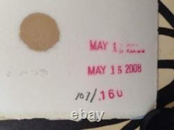 Faile Serigraph Signed-num/160 -ryca/dolk/eine/evil/dface/ludo/dran/hush/c215