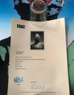 Fake Super Nurse (special Edition) Street Art