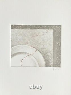 François-xavier Lalanne The Original Lithography Ant Signed 2003