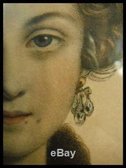 Grevedon Pierre-louis Said Henri (1776-1860) Etch Elegant Signed The Nineteenth