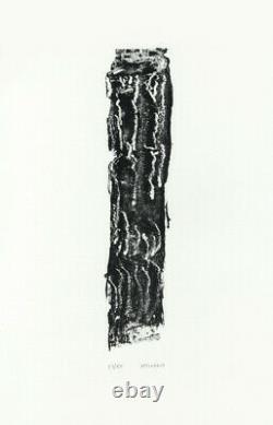 Henri Michaux, Print, Untitled