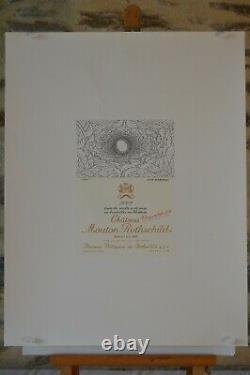 Ilya Kabakov Castle Sheep Rothschild Pauillac 2002