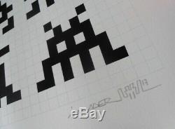 Invader Rve Repeat Change Change Print # 150 Space Invader