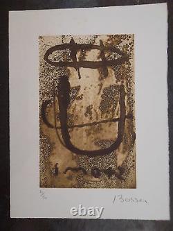 Jacques Bosser Lithograph P 1148