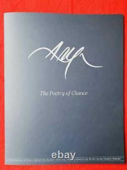 Jean Hans Arp The Poetry Of Chance Handsigned Original Screenprint 30x40 CM