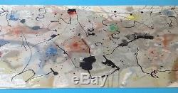 Joan Miro Great Authentic Lithograph 1961 Maeght Art Guaranteed 59ans