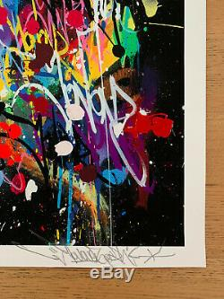 Jonone, My World 2019 Hand Signed And Numbered Pigment Print (limited Edition)