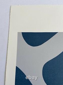 Jonone, Signed Main, Litho 12/30, 37x56cm, Print On White Paper, Street Art