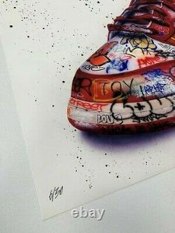 Nike The Game Onemizer Limited Edition Of 30 Copies Sold Out Signed
