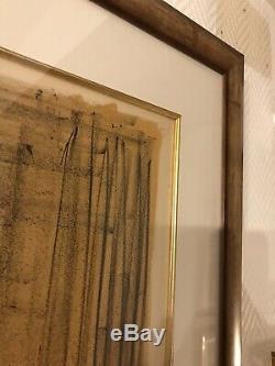 Original Signed Bernard Buffet Limited Edition 64/150 La Corrida Discuss