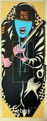 Paul Insect Target No. 11 Rc1 Signed Screen Printing-num/150 42x105cm Pow 2010