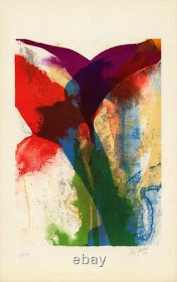 Paul Jenkins, Print