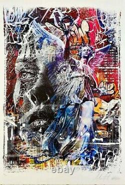 Pichiavo Vhils Triumph (obey, Banksy, C215, Invader, Whatson) Offer In Mp