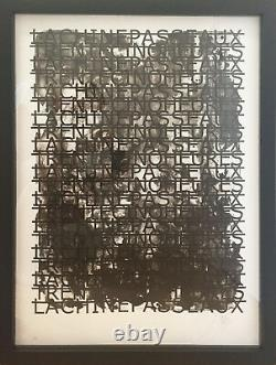 Rero / Hand Signed And Numbered Lithograph Print