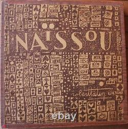 Robert Tatin 8 Lithographs Signed Numbered Naïssou Michel Cassé 1961