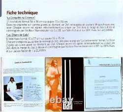 Salvadordalioriginalegravureconquetecosmos1974signed Lavignerarevintage