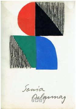 Sonia Delaunay Pokier, 1965, Numbered