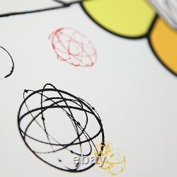 Takashi Murakami - Futura 2000 Intermezzo Tfwht White