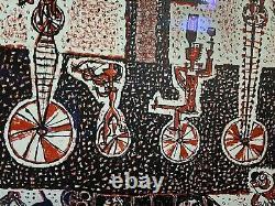 Tatin Robert (1902 1983). Original Lithograph Zebra. Ea. 1960, Signed