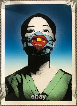 FAKE Super Nurse (Speciale Edition) Street Art