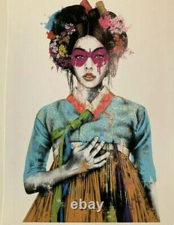 Findac Sonyeo Rare Sold Out Not Banksy
