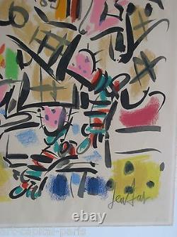 Gen Paul Lithographie 1960 Signée Au Crayon Num/130 Handsigned Numb Lithograph