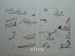 Henri Cueco 1929 lithographie P 1828