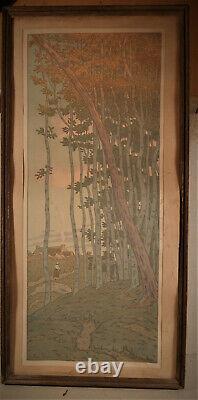 Henri Rivière (1864-1951)paire de lithographies bretonnes