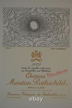 Ilya Kabakov Château Mouton Rothschild Pauillac 2002