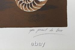 Jean PICART LE DOUX (1902-1982) Les deux fenêtres EA tapisserie Lyon Jean Lurçat