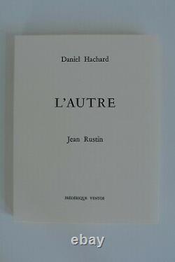 Jean Rustin Bramsen Mérat Hachard Lithographie