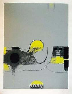 Kolos Vary Lithographie signée numérotée Hommage à Ady Paris Budapest 1977