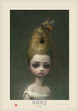 Mark Ryden Lithographie originale Queen Bee