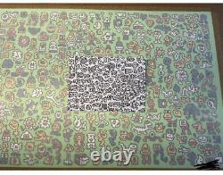 Mr Doodle Alien Town New Print Limited Edition Sold Out In Hands