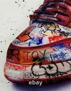 Nike le game Onemizer édition limitée à 30 exemplaires sold out signée