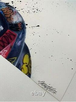 Onemizer Goldo Lithographie