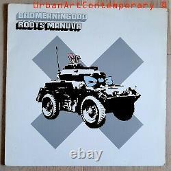 Original Banksy Badmeaningood vinyl limited edition rare à la vente not obey