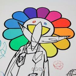 Takashi Murakami & FUTURA 2000 intermezzo TFWHT White